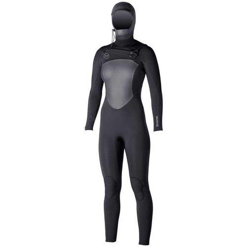 Xcel Xcel Infiniti 6/5 Dames Hooded Winter Wetsuit