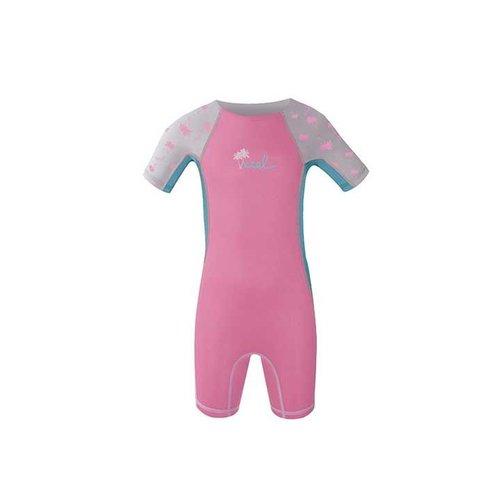 Xcel Xcel 1mm Peuter Spring Wetsuit Pink