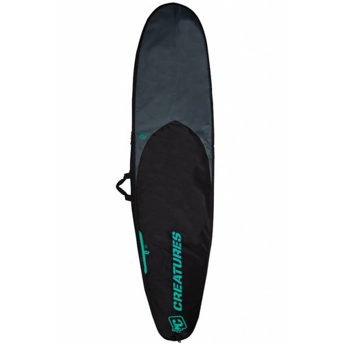 Creatures of Leisure Creatures Slim Fit Day Use Longboard Boardbag Zwart