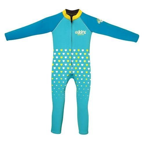 C-Skins C-Skins 3/2 Blue Hearts Baby Wetsuit