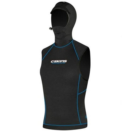 C-Skins C-Skins Hot Wired Quick Dry Hooded Vest Inner System