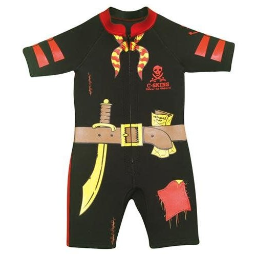 C-Skins C-Skins 3/2 Baby Shorty Wetsuit Pirate