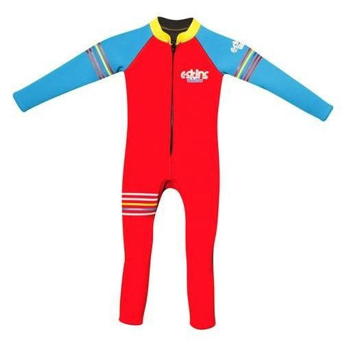 C-Skins C-Skins 3/2 Red Stripes Baby Wetsuit