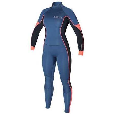 C-Skins C-Skins Solace 3/2 Dames Zomer Wetsuit