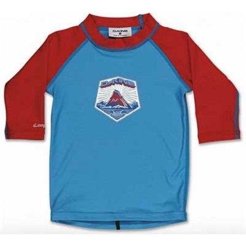Dakine Dakine Toddler Lycra Long Sleeve Rood/Blauw