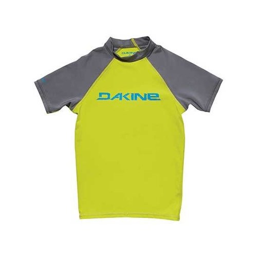 Dakine Dakine Kids SS Groen/Grijs Lycra