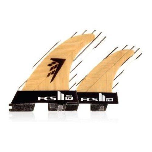 FCS FCS II Firewire PC Carbon Thruster Fins