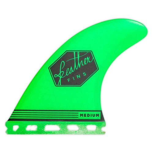 Feather Fins Feather Fins Futures Ultra Light Groen Thruster Fins