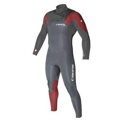 C-Skins C-Skins ReWired 5/4 Heren Grijs Winter Wetsuit