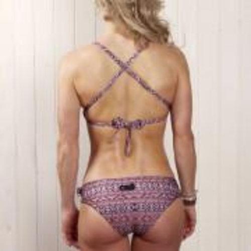 Curms Curms Happykini Basic Red Bikini Bottom