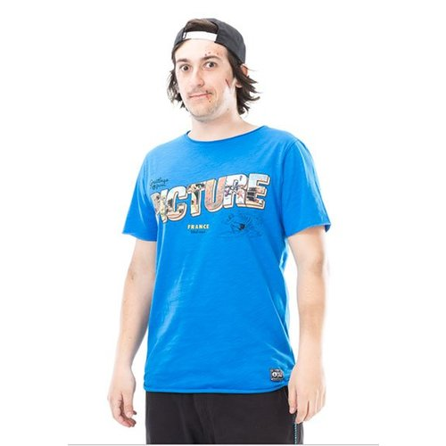 Picture Organic Clothing Picture Westcoast Blue Tee