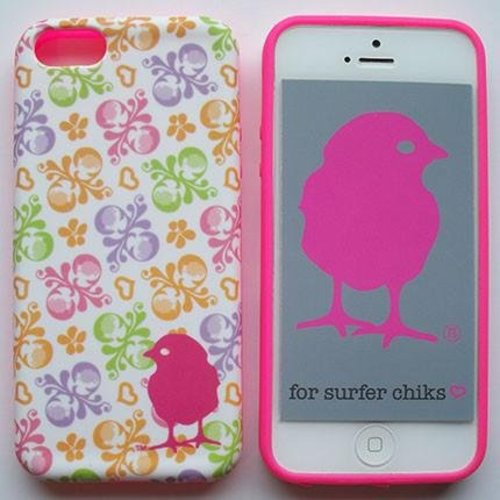 Chik Wax Chik Wax iPhone 5 Case