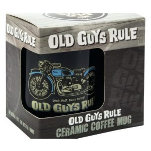 Old Guys Rule Old Guys Rule Loud and Fast Beker