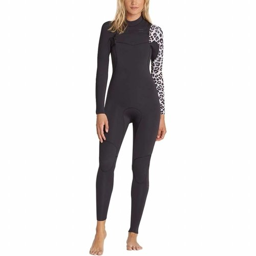 Billabong Billabong 3/2 Dames Furnace Comp Wetsuit