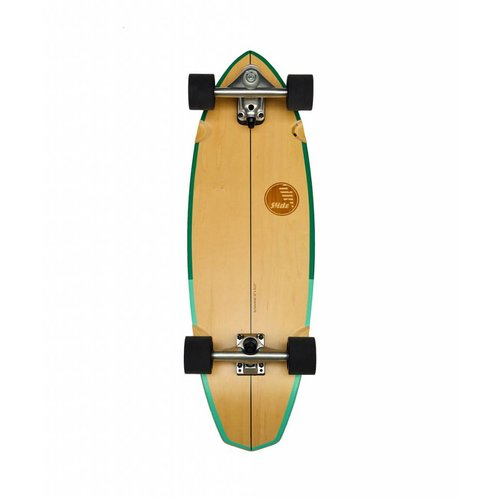 "Slide Surf Skateboards Slide Surf Diamond Barracuda 32"" Skateboard"