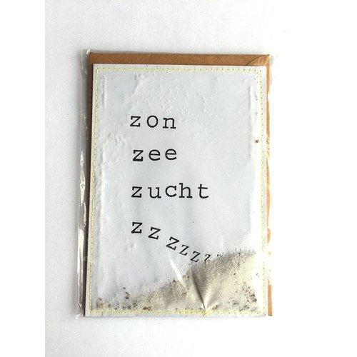 Jet It Flow Jet It Flow Zon Zee Zucht Postkaart
