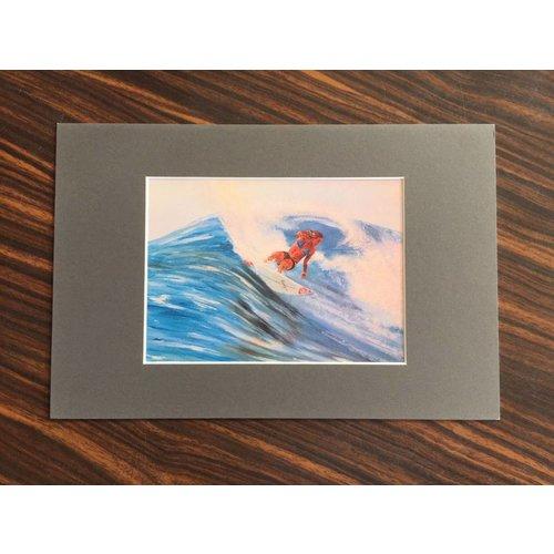 SurfArt SurfArt Surfchick Print