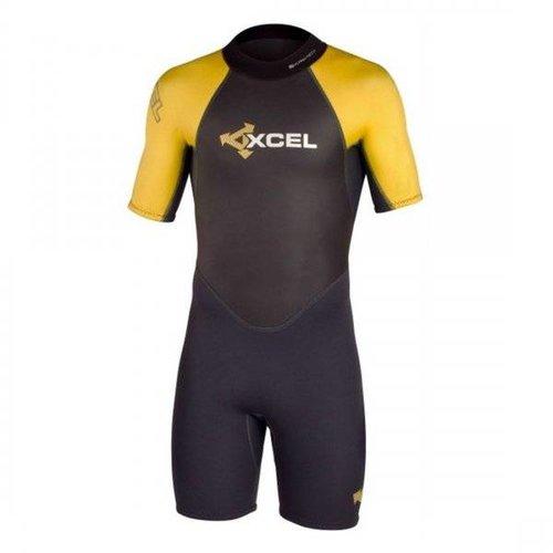 Xcel Xcel GCS 2mm Dames Shorty Wetsuit