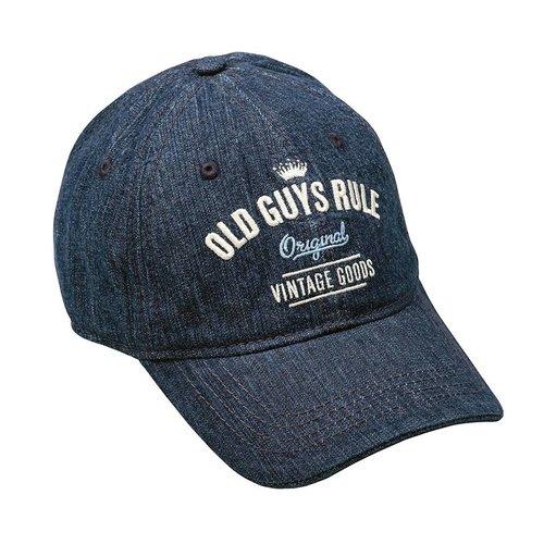 Old Guys Rule Old Guys Rule Vintage Goods Denim Cap