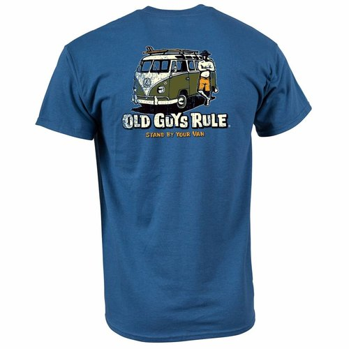 Old Guys Rule Old Guys Rule Stand By Your Van Tee