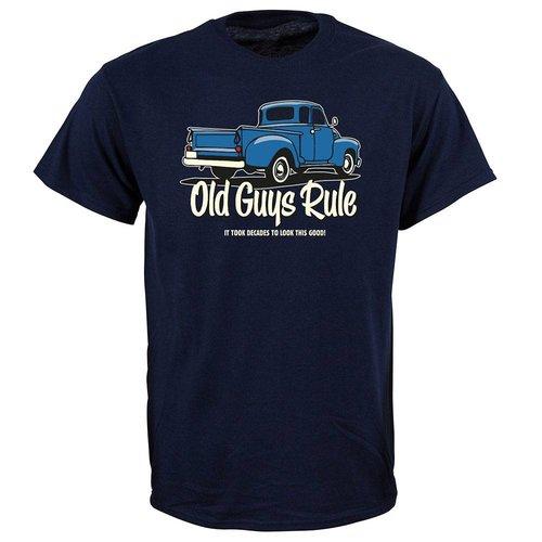 Old Guys Rule Old Guys Rule It Took Decades Tee