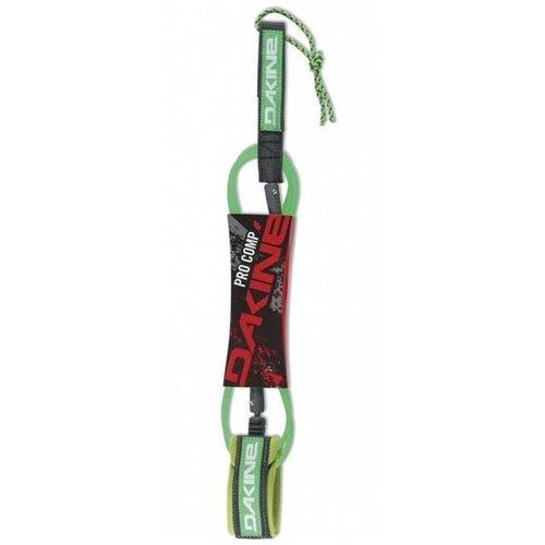 Dakine Dakine 6ft Pro Comp Racing Green Leash