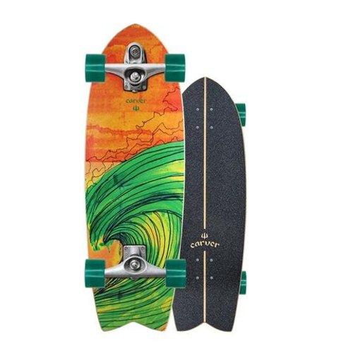 """Carver Skateboards Carver Swallow 29"""" Skateboard"""