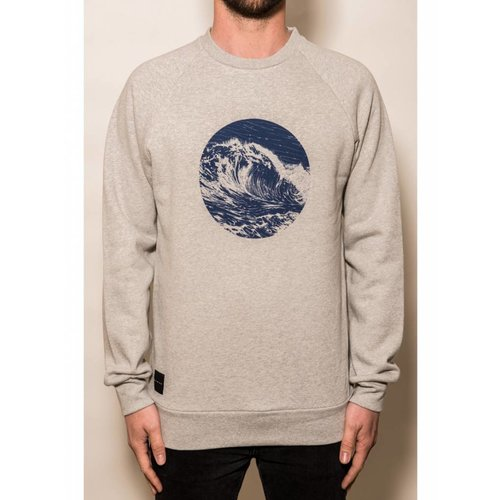 Baron Clothing Baron Clothing Heren Wave Sweater