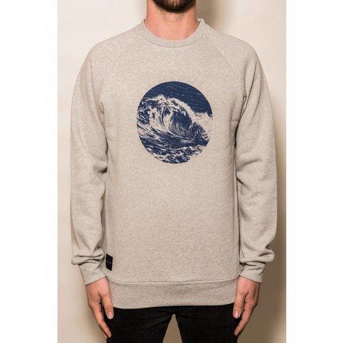 Baron Clothing Baron Clothing Wave Sweater