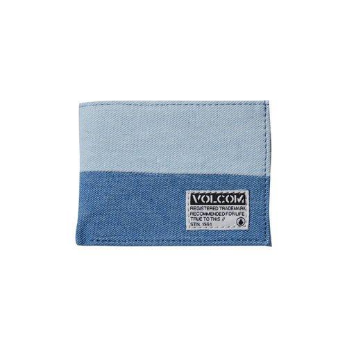 Volcom Volcom Ecliptic Cloth Indigo Wallet