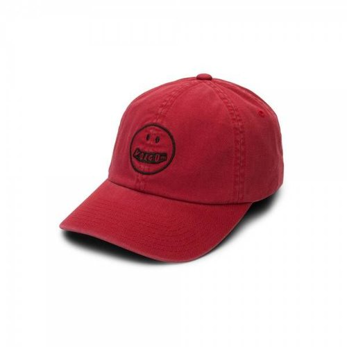 Volcom Volcom Good Mood Dad Red Cap