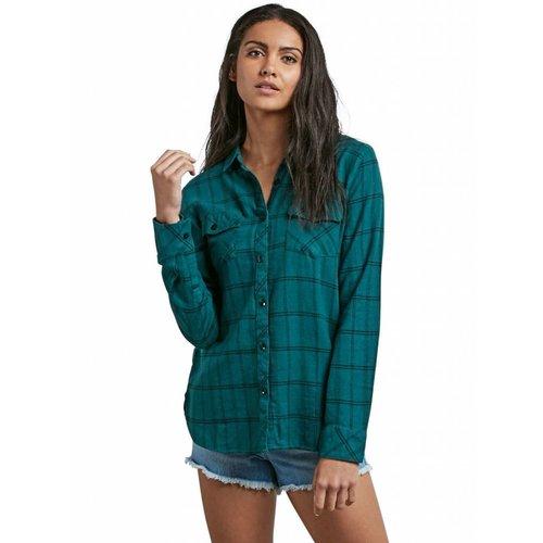 Volcom Volcom Dames Street Dreaming Long Sleeve Shirt