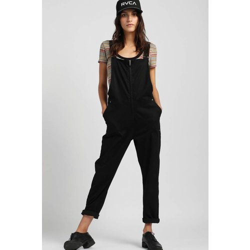 RCVA RCVA Dames Overall Black Pant