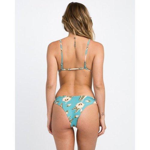 RVCA RVCA Dames South Swell High Cut Bikini Bottom
