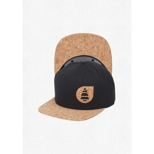 Picture Organic Clothing Picture Narrow Black Cap