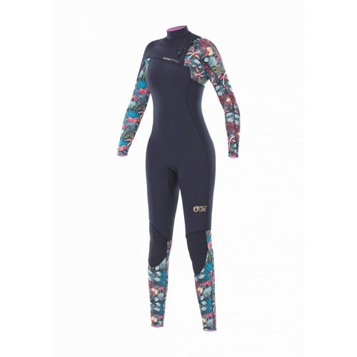 Picture Organic Clothing Picture Oskana 3/2 Dames Lagoon Zomer Wetsuit