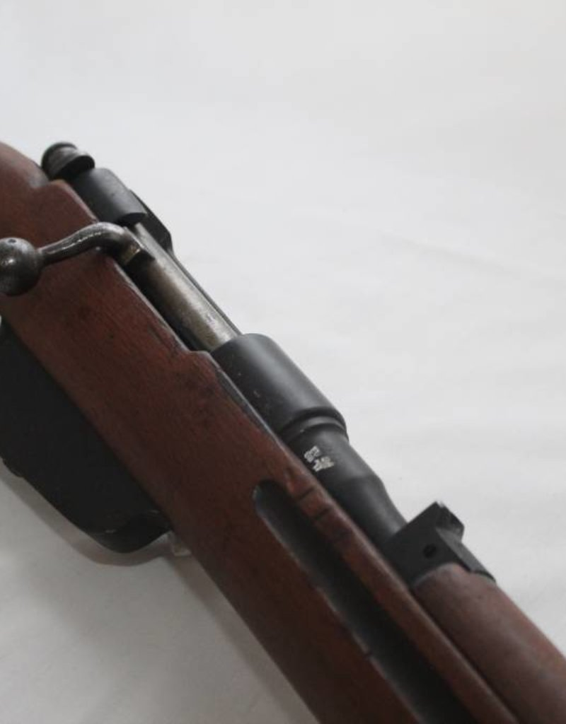 DEACTIVATED WW2 ITALIAN CARCANO M38 CARBINE UK/EU SPEC
