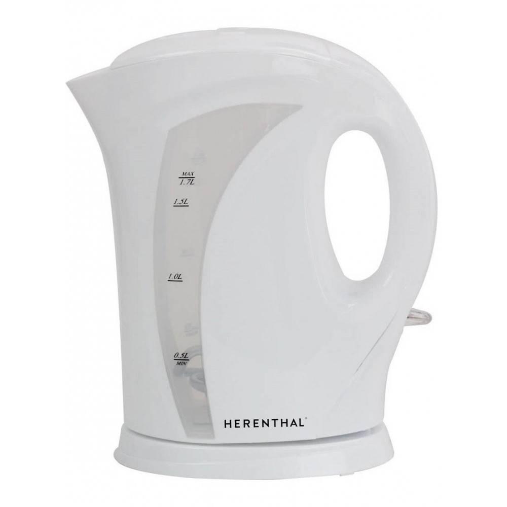 Herenthal Design Waterkoker wit HT-WK2200.20C
