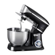Power keukenmachine zwart