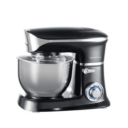 Herenthal Power keukenmachine zwart HT-PKM-1900.7