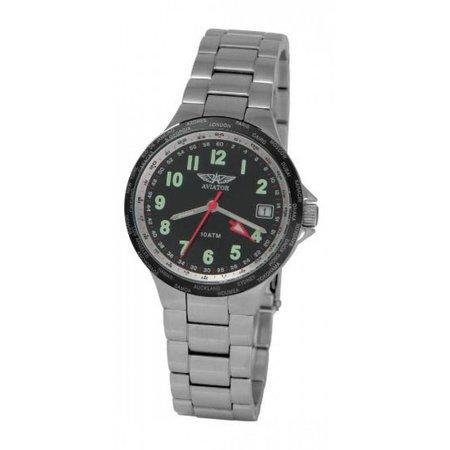 Aviator Dames horloge AVW 11566L02