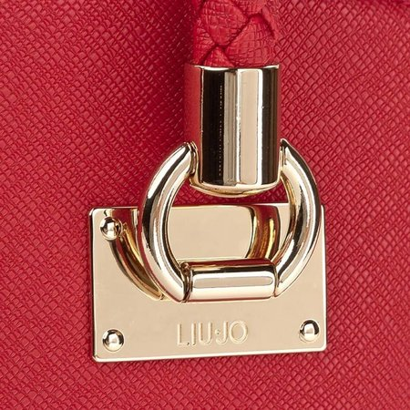 Liu Jo Handtas M2 Scompa rood N67083 E0087