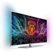 Ultraslanke 4K LED-TV met Android TV