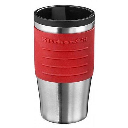 Kitchenaid Koffiezetapparaat met thermosbeker rood 5KCM0402EER