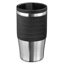 Thermoskan voor koffie of thee zwart