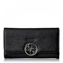 Kamryn dames portemonnee met 4G logo zwart