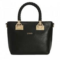 Shopping bag Small Anna black