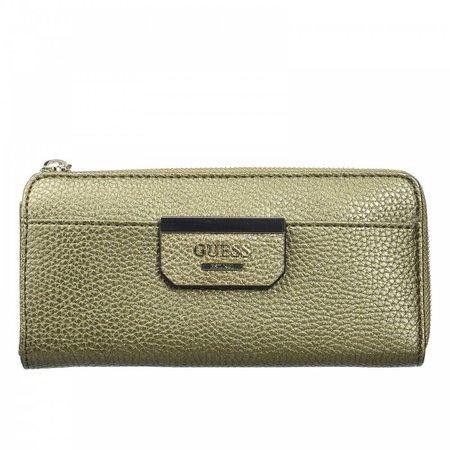 Guess Bobbi dames portemonnee olive SWMP6422520