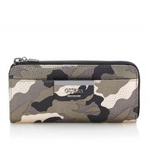 Bobbi camouflage dames portemonnee