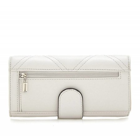 Guess portefeuille Teanna SLG File Clutch Stone SWVG6788590